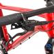 Велосипед Merida Big.Seven 300 (2019) MetallicRed/DarkRed/Black 4
