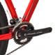 Велосипед Merida Big.Seven 300 (2019) MetallicRed/DarkRed/Black 8