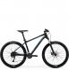 Велосипед Merida Big.Seven 200 (2019) MattBlack/Silver/Blue 1