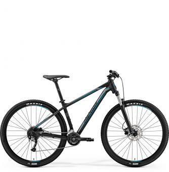 Велосипед Merida Big.Nine 200 (2019) MattBlack/Silver/Blue