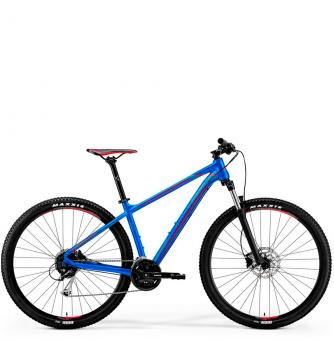 Велосипед Merida Big.Nine 100 (2019) GlossyBlue/Red
