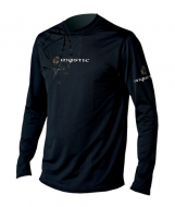 Гидромайка мужская Mystic 2011 Force Quick Dry Shirt L/S Black