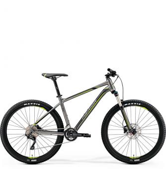 Велосипед Merida Big.Seven 300 (2019) SilkAnthracite/Green