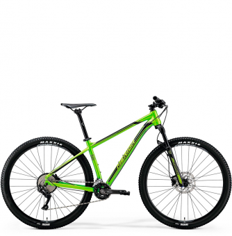 Велосипед Merida Big.Nine 500 (2019) Green/Black