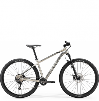 Велосипед Merida Big.Nine 500 (2019) Silk/Titan/Silver