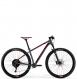 Велосипед Merida Big.Nine 600 (2019) MattDarkSilver/Black/Red 1