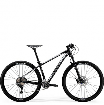 Велосипед Merida Big.Nine XT-Edition (2019) MattBlack/Silver