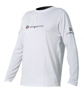 Гидромайка мужская Mystic 2011 Force Quick Dry Shirt L/S White