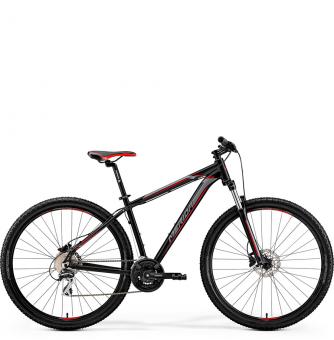 Велосипед Merida Big.Nine-20 D (2019) MattBlack/Red/Silver