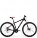 Велосипед Merida Big.Nine-20 D (2019) MattBlack/Red/Silver 1