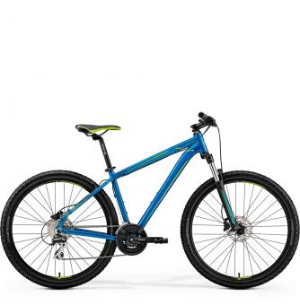 Велосипед Merida Big.Seven 20-D (2019) Blue/Green