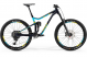Велосипед Merida One-Sixty 800 (2019) DarkBlue/Blue/Yellow 1
