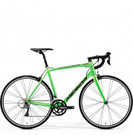 Велосипед Merida Scultura 100 (2019) Green/Black