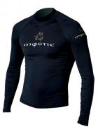 Гидромайка мужская Mystic 2011 Venom Lycra Vest L/S Black