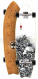 "Лонгборд Arbor GB Sizzler Bamboo 32"" (2015) 1"