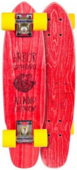 Лонгборд Arbor Woody Red 24'' (2017)