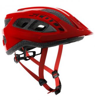 Шлем Scott Supra red