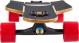 Лонгборд Mindless Falcon II x Kook Talisman red 2