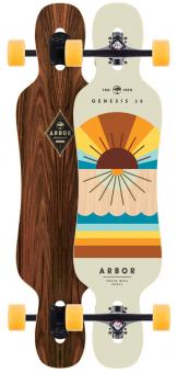 "Лонгборд Arbor Genesis 38"" (2017)"