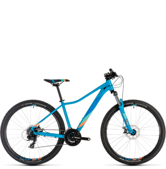 Велосипед Cube Access WS 27,5 (2019) reefblue´n´apricot