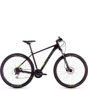 Велосипед Cube Aim Pro 29 (2019) black´n´flashyellow