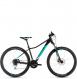 Велосипед Cube Access WS EAZ 29 (2019) black´n´aqua 1