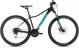 Велосипед Cube Access WS EAZ 27,5 (2019) black´n´aqua 1