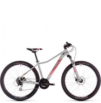 Велосипед Cube Access WS EAZ 27,5 (2019) lightgrey´n´rose