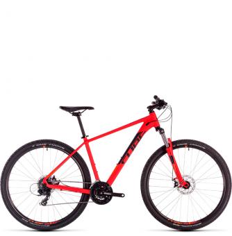 Велосипед Cube Aim 29 (2019) red´n´orange