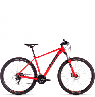 Велосипед Cube Aim 27,5 (2019) red´n´orange
