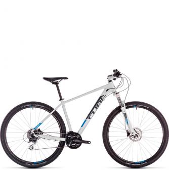 Велосипед Cube Aim Race 27.5 (2019) white´n´blue