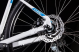 Велосипед Cube Aim Race 27.5 (2019) white´n´blue 3