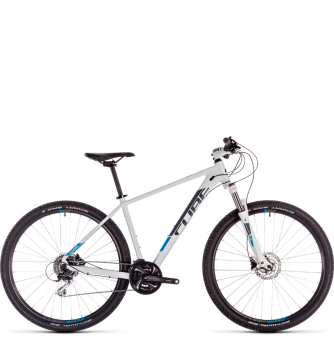Велосипед Cube Aim Race 29 (2019) white´n´blue