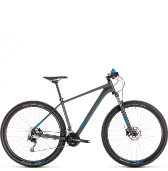 Велосипед Cube Aim SL 27.5 (2019) iridium´n´blue