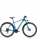 Велосипед Cube Aim Allroad 27.5 (2019) blue´n´green 1