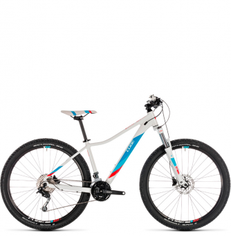 Велосипед Cube Access WS Pro 27,5 (2019) white´n´blue