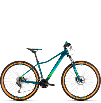 Велосипед Cube Access WS Pro 27,5 (2019) pinetree´n´green