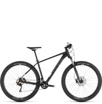 Велосипед Cube Attention SL 27.5 (2019) black´n´white