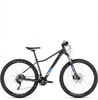 Велосипед Cube Access WS Race 27,5 (2019) iridium´n´blue