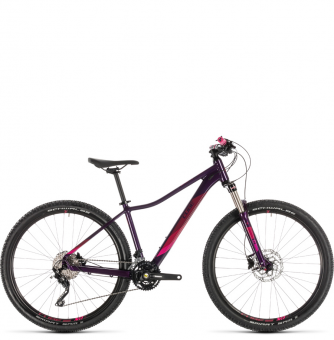 Велосипед Cube Access WS Race 27,5 (2019) aubergine´n´berry