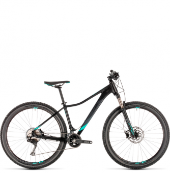 Велосипед Cube Access WS SL 27,5 (2019) black´n´mint