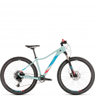 Велосипед Cube Access WS SL 27,5 (2019) lightblue´n´coral