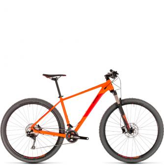 Велосипед Cube Reaction Pro 29 (2019) orange´n´red