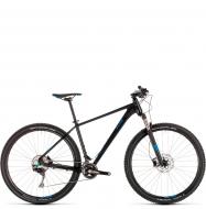 Велосипед Cube Reaction Pro 27,5 (2019) black´n´blue