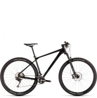 Велосипед Cube Reaction SL 27,5 (2019) black´n´grey