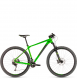 Велосипед Cube Reaction SL 29 (2019) green´n´grey 1