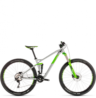 Велосипед Cube Stereo 120 Pro 29 (2019)