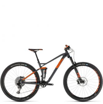 Велосипед Cube Stereo 120 TM 29 (2019)