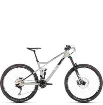 Велосипед Cube Stereo 140 HPC Race 27.5 (2019)