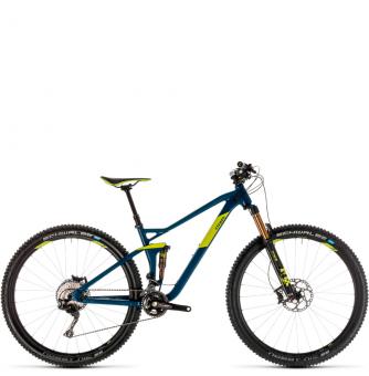 Велосипед Cube Stereo 120 SL 29 (2019)